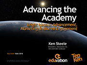 Advancing the Academy