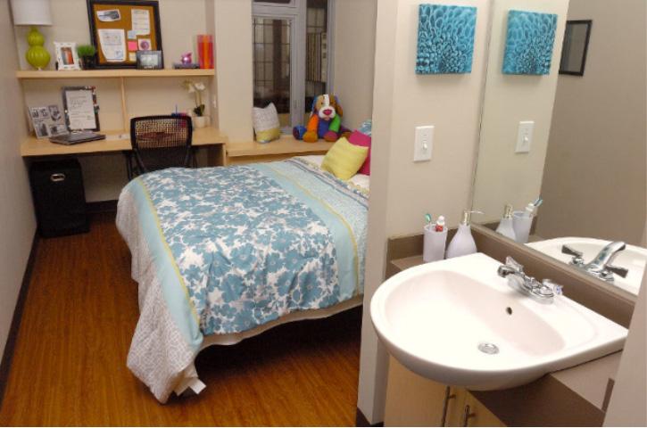Brescia University Dorm Rooms