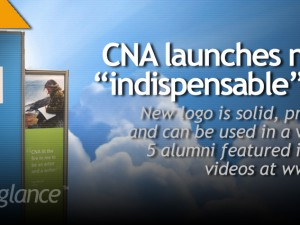 "CNA Launches new brand, ""indispensable"" campaign"