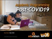 Academic Programming Post-COVID19