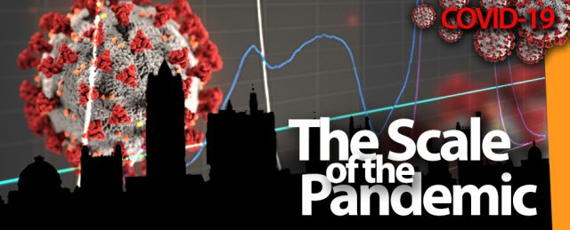 The Scale of the Pandemic
