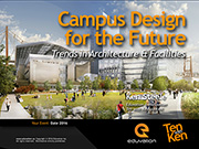 Campus Design for the Future: Trends in Architecture & Facilities