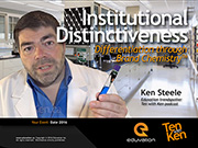 Institutional Distinctiveness: Differentiation through Brand Chemistry™