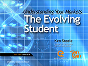The Evolving Student: Understanding Your Markets