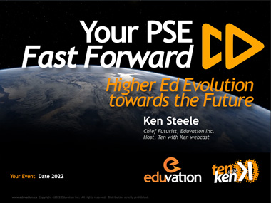 Your PSE Fast Forward!