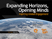 Expanding Horizons, Opening Minds: Inspiring Global Engagement