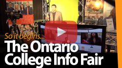 The 2013 Ontario College Information Fair