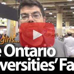 The 2013 Ontario Universities' Fair