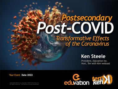 Postsecondary Post-COVID
