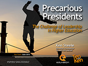 Precarious Presidents: The Challenge of Leadership in Higher Education