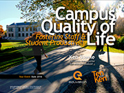 Campus Quality of Life: Fostering Staff & Student Productivity