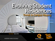 Evolving Student Residences: Trends in Campus Housing