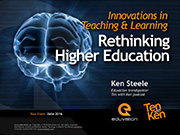 Rethinking Higher Ed: Innovations in Teaching & Learning