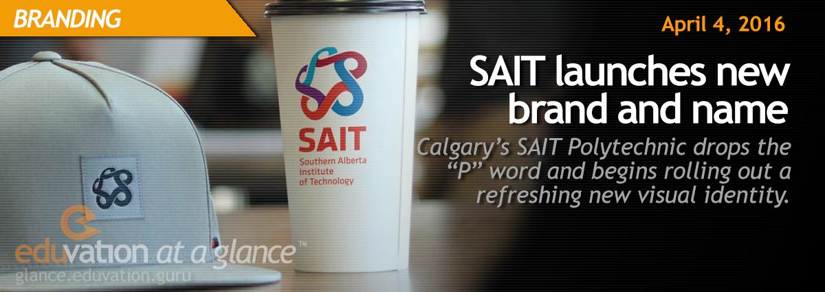 SAIT launches new brand and name