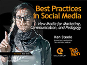 Best Practices in Social Media: New Media for Marketing, Communication & Pedagogy