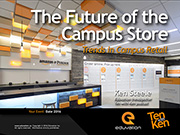 The Future of the Campus Store: Trends in Campus Retail