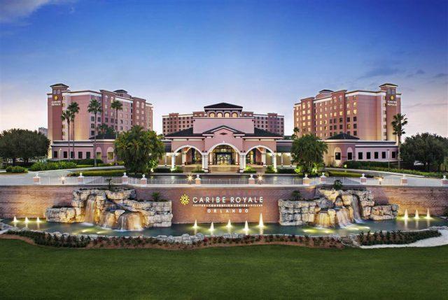Caribe Royale Resort, Orlando Florida
