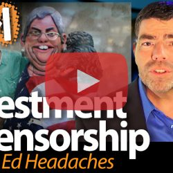 Divestment & Censorship