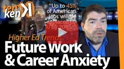 Future Work & Career Anxiety