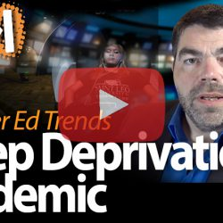 Sleep Deprivation Epidemic