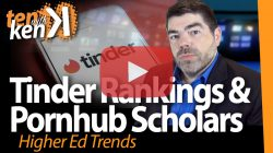Tinder Rankings & Pornhub Scholarships