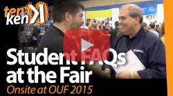 Student FAQs at the Fair