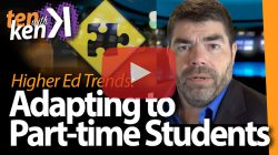 Adapting to Part-time Students