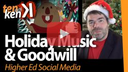 Holiday Music & Goodwill