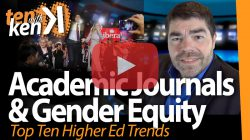 Academic Journals & Gender Equity