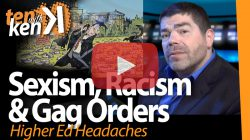 Sexism, Racism & Gag Orders