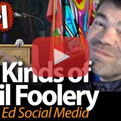 Ten Kinds of April Foolery
