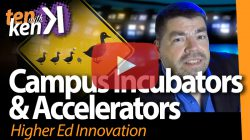 Campus Incubators and Accelerators