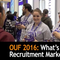 OUF 2016: What's New in Recruitment Marketing?