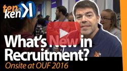 What's New in Recruitment?