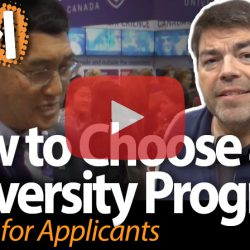How to Choose a University Program