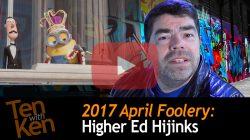 2017 April Fool's Special!