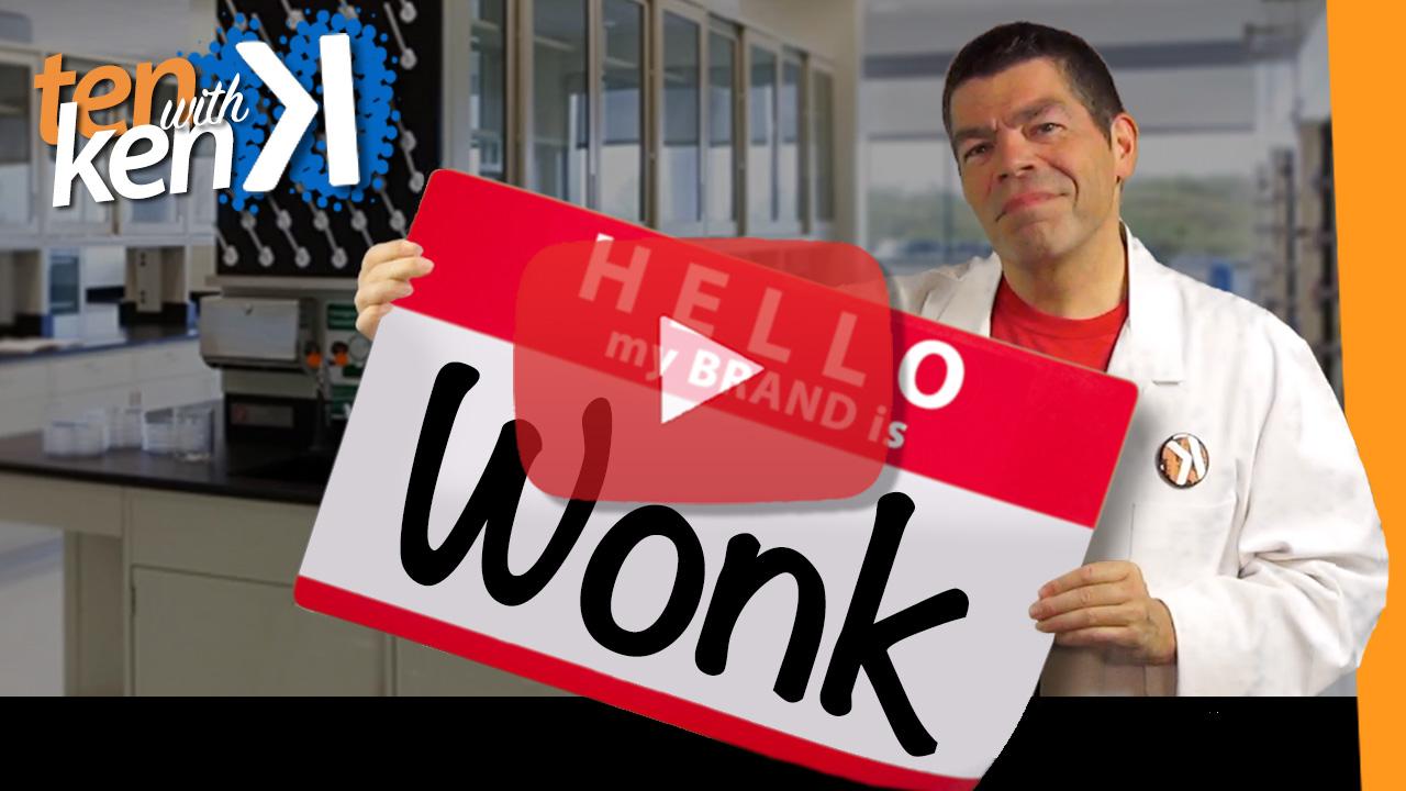 Wonky Higher Ed Branding
