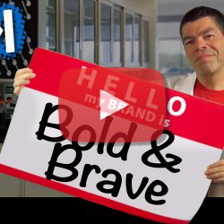 Higher Ed Branding: The Bold & The Brave