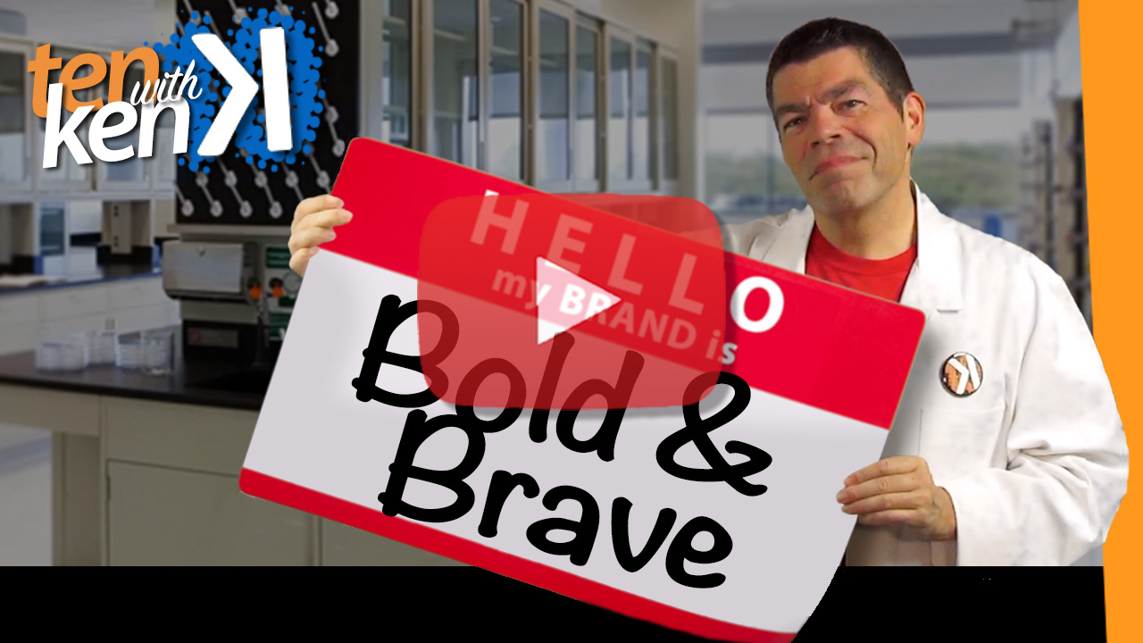 Higher Ed Branding: The Bold & The Brave