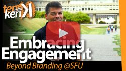 Embracing Engagement at SFU