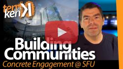 Building Communities at SFU