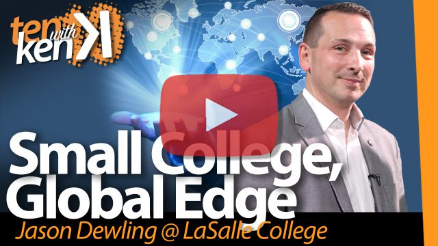 Small College, Global Edge: LaSalle College Vancouver
