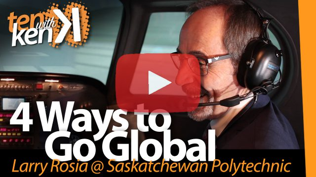 4 Ways to Go Global: Saskatchewan Polytechnic