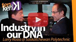 Industry in our DNA: Saskatchewan Polytechnic