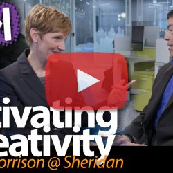 Cultivating Creativity: Janet Morrison @ Sheridan