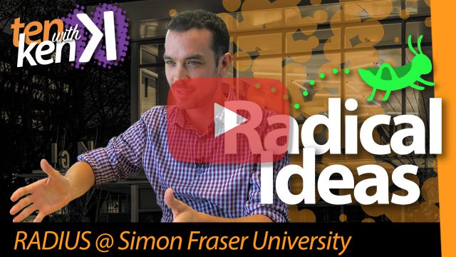 Radical Ideas: RADIUS @ SFU