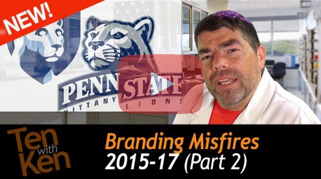 Branding Misfires Part 2
