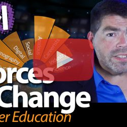 9 Forces for Change in Higher Education