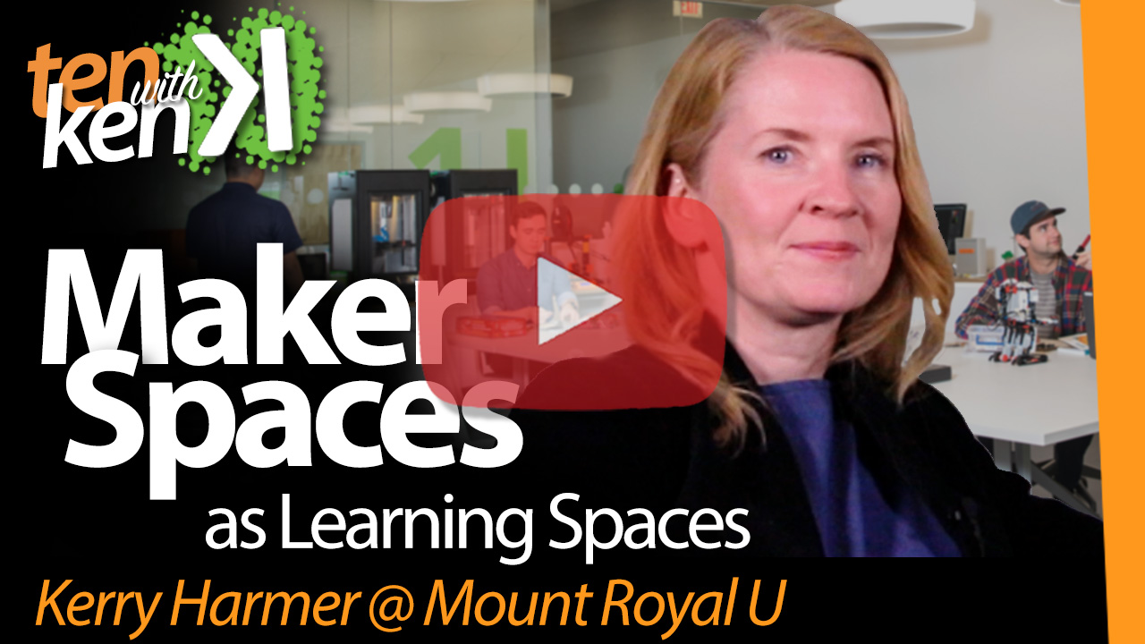 Makerspaces as Learning Spaces