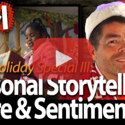 Seasonal Storytelling: Satire & Sentiment